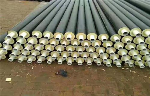 临沂高密度聚乙烯聚氨酯保温管价格