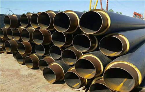新余直缝钢管保温管道保温管成品