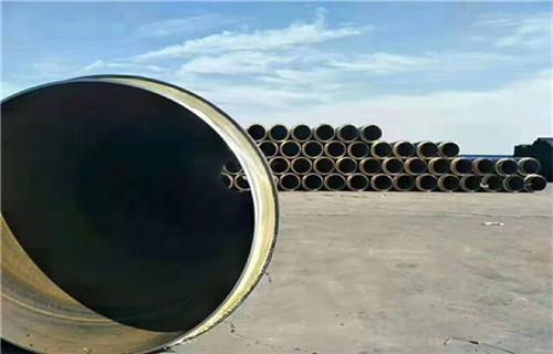新余衬塑热水保温管保温管产品