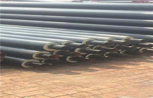 惠州衬塑热水保温管保温管现货