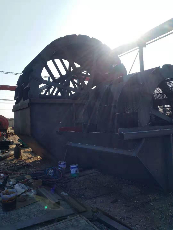 锦州小型洗沙机厂家