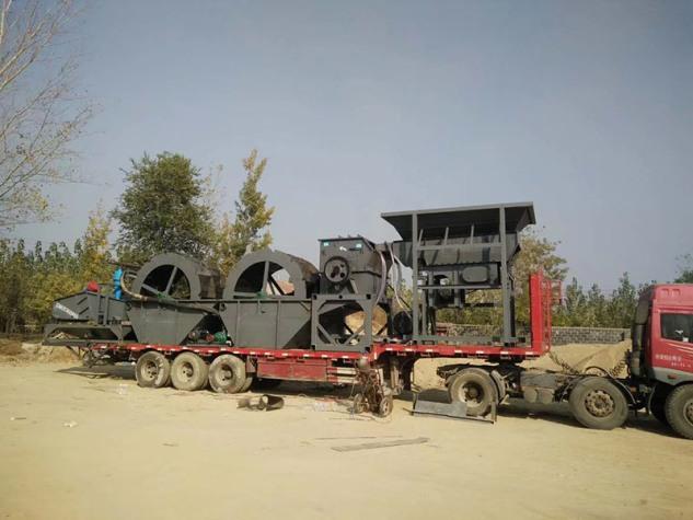 山东细沙回收机价格