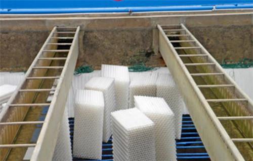 漳州除砂沉淀池蜂窝斜管每日价格