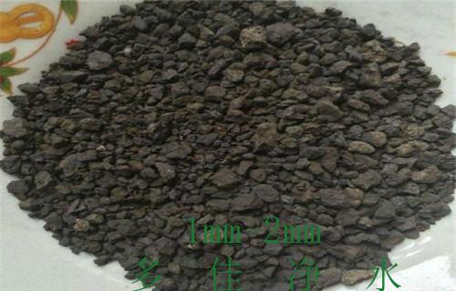漳州天然锰砂滤料生产厂家