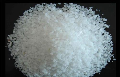 周口纯白石英砂生产厂家安装