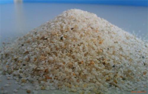 河源石英砂滤料生产厂家产量