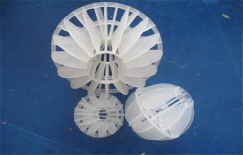 安康悬浮球填料施工方案