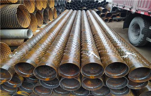 海东钻孔防砂筛管一米有多重