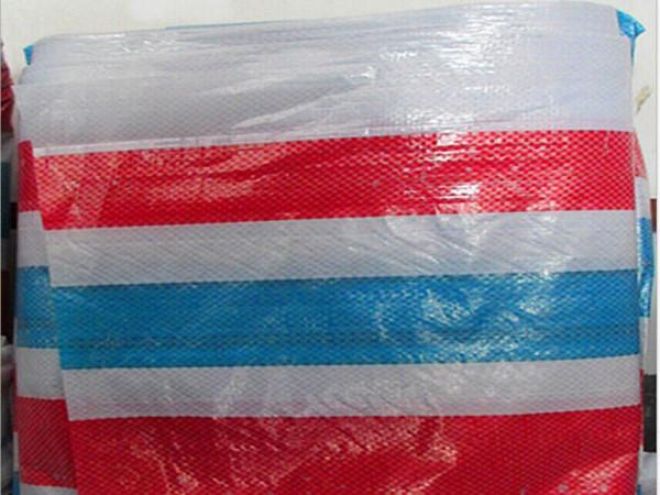 海南聚丙烯彩条布2米批发厂家