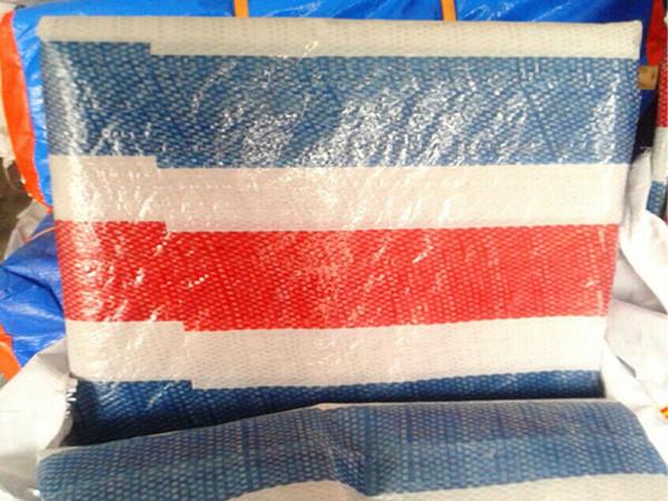 东营聚乙烯彩条布8米