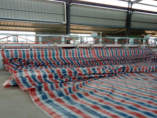 临沂聚丙烯彩条布6米工厂