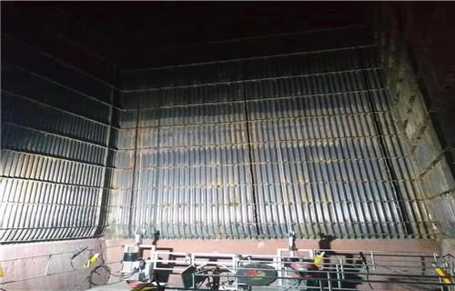 洛阳 煤粉炉喷锌确保施工质量