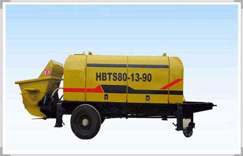 威海煤矿井下用混凝土输送泵质量着实不一般