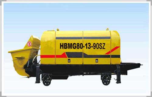 安康细石混凝土泵生产厂家@集团公司