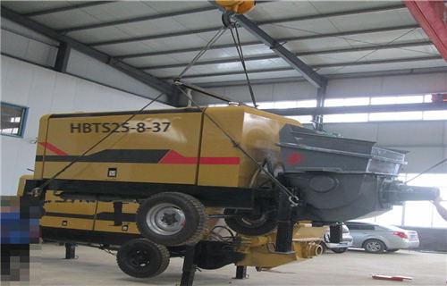 沧州煤矿防爆专用混凝土泵有10个点的优惠