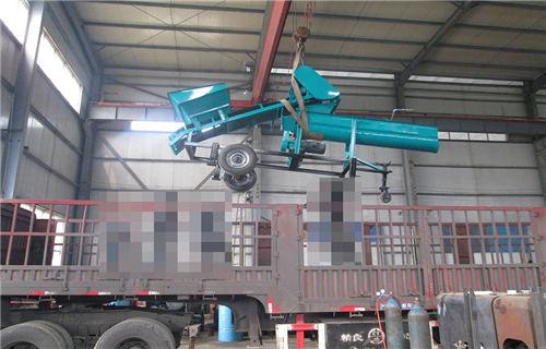 威海煤矿用防爆混凝土泵参数表盘点
