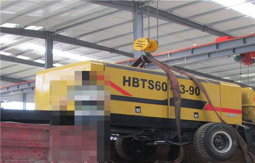沧州混凝土输送泵兼顾品质与性价比