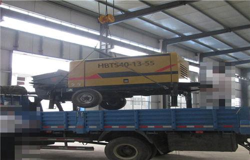 安康混凝土输送泵兼顾品质与性价比