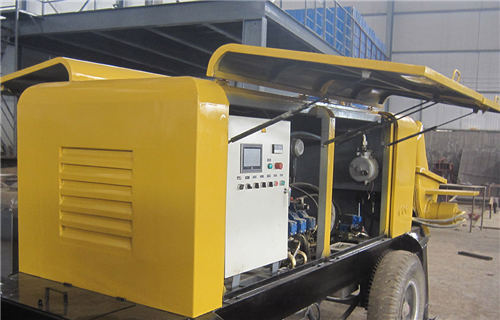 欢迎;安康柴油机混凝土泵生产厂家#报价