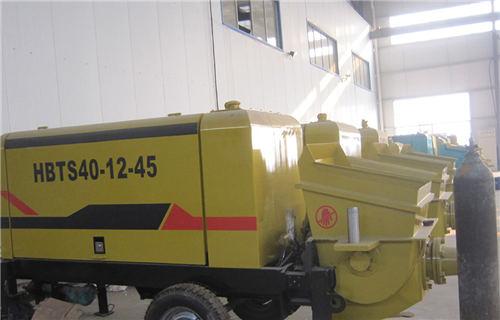 天津混凝土地泵符合这个级别的水准