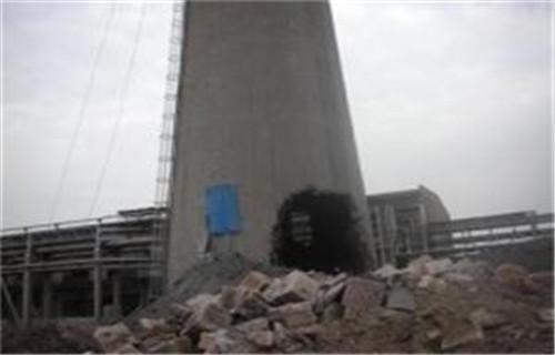 漳州80米方烟囱刷油漆防腐大约费用
