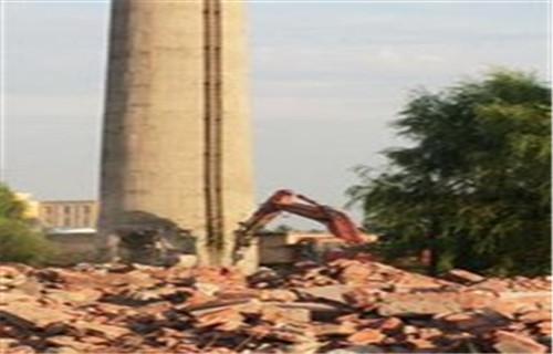 东营砖水塔拆除公司价格