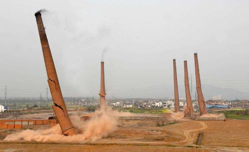 德阳报废锅炉烟囱拆除公司
