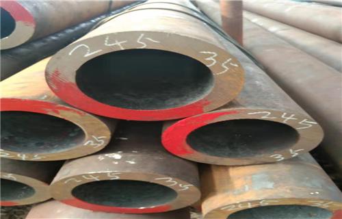 临沂20#无缝钢管万吨库存