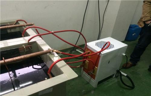 东营不锈钢电解抛光设备镜面电解效果