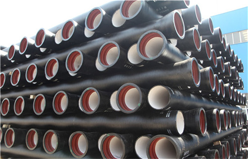 临沂球墨铸铁管生产厂家