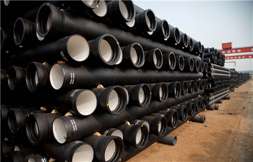 西安国标K9球墨铸铁管生产基地
