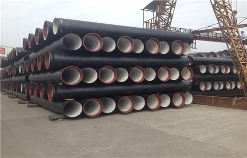 漳州给水球墨铸铁管量大优惠