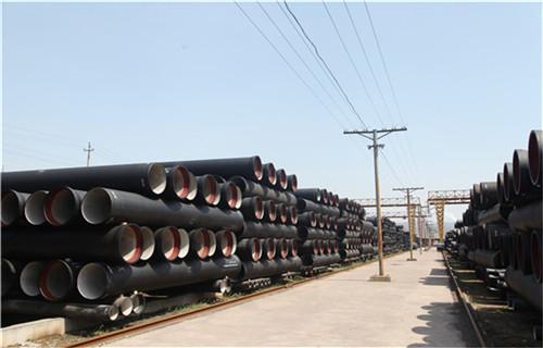 黔西南K9级球墨铸铁管厂家
