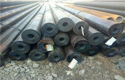 漳州大口径厚壁无缝钢管厂家