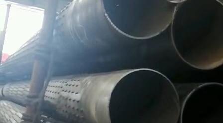 圆孔井壁管威海325*8下井钢管料用什么