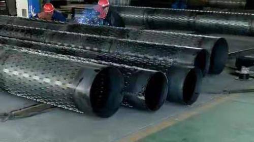 DN377基坑降水用过滤管怀化城市供水冲孔管