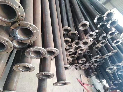 混凝土泵管供应127mm低压喷漆泵管怀化