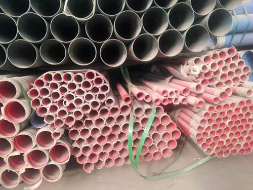 泵管法兰盘销售133mm直径泵管内江