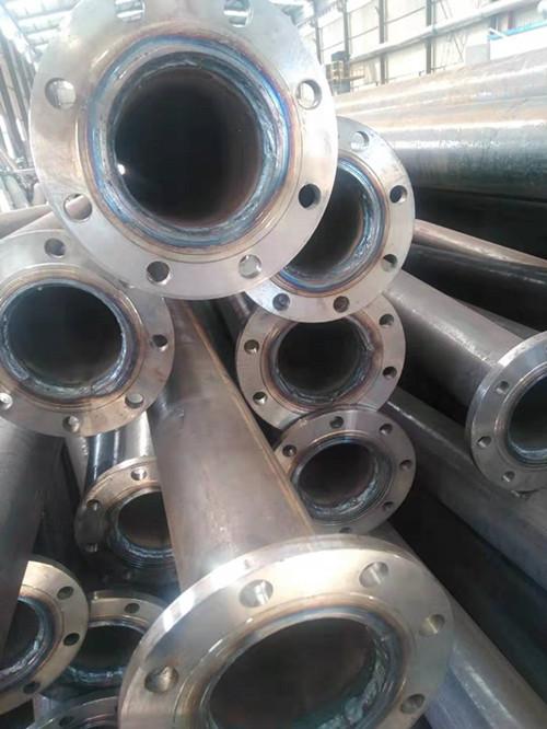 威海机井8寸泵管的企业精神