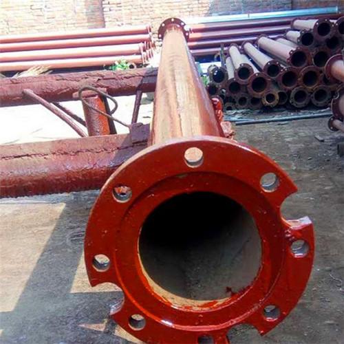 混凝土泵管供应133mm直径泵管内江
