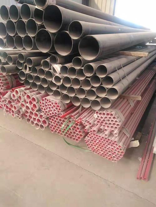 耐磨泵管厂家127mm低压喷漆泵管威海