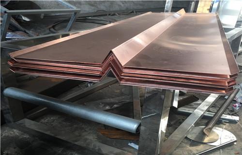 安康T1紫铜板批发价格