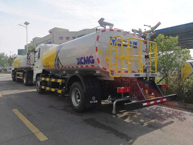 内江15吨运水车工地洒水车厂家