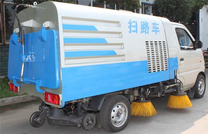 汉中扫路车售价多少灰尘泥土清扫车分期服务