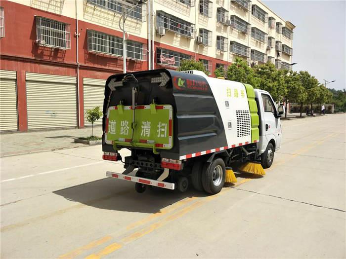 安康环卫扫地车厂区清扫车多少钱分期服务