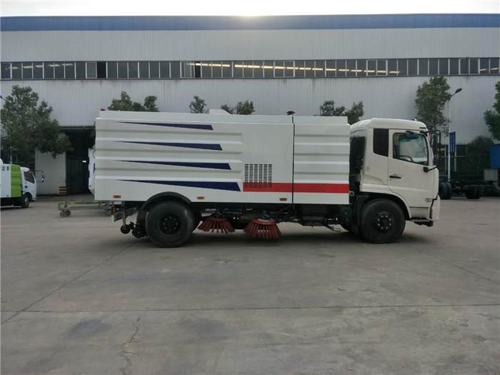 内江5吨路面清扫车水泥厂用清扫车分期服务