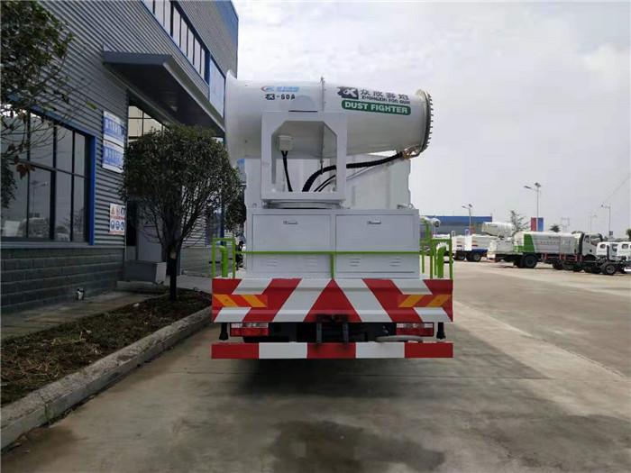 中山10米厂区消毒车防疫消毒车价格