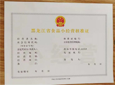 惠州营业执照生产_制作厂家
