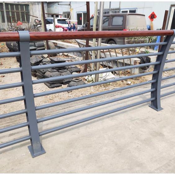 海口栏杆钢板立柱