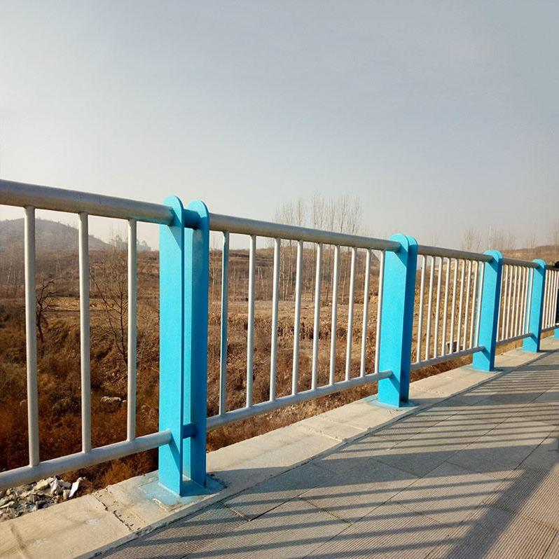 西藏岗巴人行道护栏